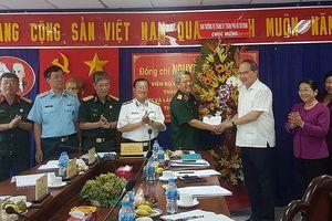 Trân trọng những đóng góp của cựu chiến binh với sự phát triển của TPHCM
