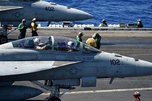 Máy bay hải quân Mỹ va phải nhau ngoài khơi Nhật Bản: Cứu sống một quân nhân