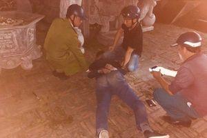 Kinh hoàng phút giáp mặt thanh niên nổ súng liên tiếp ở chùa rồi tự sát ở Thái Nguyên