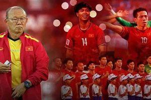 Đội tuyển Việt Nam tiến thẳng trận chung kết AFF Cup sau 10 năm chờ đợi mòn mỏi