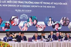Tầm nhìn mới, động lực mới cho tăng trưởng kinh tế