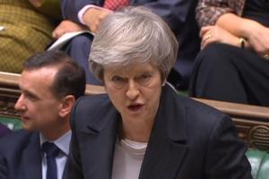 Thủ tướng Anh: Một là thỏa thuận, hai là không, ba là không Brexit