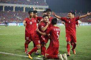 Tuyển Việt Nam hiên ngang tiến vào chung kết AFF Cup 2018