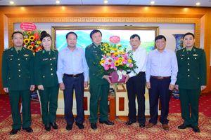 Chúc mừng Hội Cựu chiến binh Việt Nam nhân kỷ niệm 29 năm Ngày Thành lập