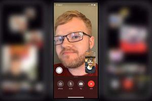 iOS 12.1.1 cho phép lật máy ảnh FaceTime với một lần nhấn