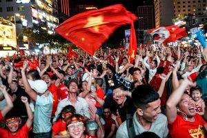 Việt Nam tiến thẳng đến trận chung kết, người hâm mộ nổ tung cảm xúc