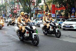 Hà Nội huy động hơn hơn 2.000 cảnh sát bảo vệ an ninh trận Việt Nam - Philippines