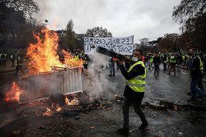 Khủng hoảng Pháp tai hại cho cả châu Âu