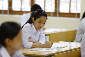 Bộ Giáo dục công bố đề thi tham khảo THPT quốc gia 2019