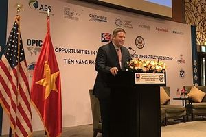 Mỹ sẽ hỗ trợ Việt Nam làm cảng khí hóa lỏng