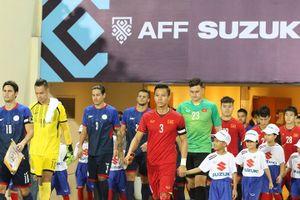 Chi tiết 11 cầu thủ tuyển Việt Nam ở trận gặp Philippines