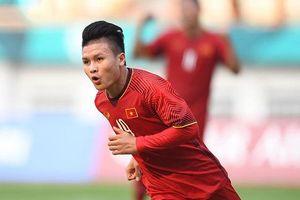 VIDEO Quang Hải 'xé lưới' Philippines, mở tỷ số cho đội tuyển Việt Nam