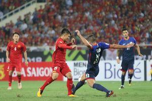 Quang Hải xuất sắc nhất trận Việt Nam 2-1 Philippines