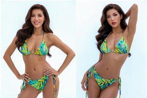 Minh Tú khiến fan 'mê mệt' với loạt ảnh bikini hoàn hảo trước thềm chung kết Miss Supranational