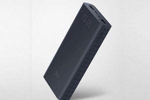 Xiaomi công bố sạc dự phòng ZMI Aura: Dung lượng 20.000mAh, sạc nhanh 2 chiều