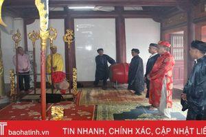 Trang trọng lễ giỗ 553 năm ngày mất Thái sư Cương quốc công Nguyễn Xí