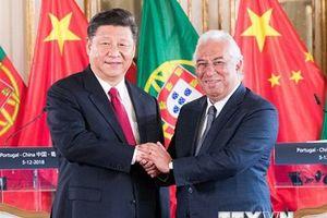 Quan hệ Trung Quốc-Bồ Đào Nha bước vào thời kỳ tốt đẹp nhất