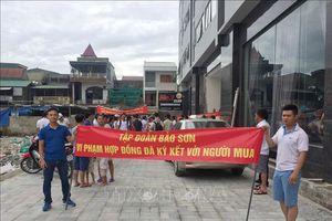 Thanh tra toàn diện để xử lý các dự án chung cư sai phạm tại Nghệ An