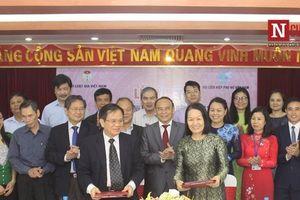 Trung ương Hội Luật gia Việt Nam ký kết chương trình phối hợp với Trung ương Hội Liên hiệp Phụ nữ Việt Nam