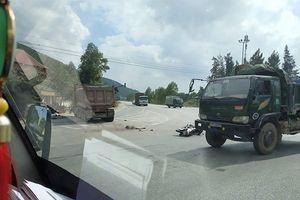 2 người tử nạn trong 2 vụ tai nạn xe tải kinh hoàng