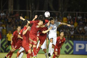 Ngôi sao Philippines tự tin đánh bại đội tuyển Việt Nam ngay tại sân Mỹ Đình