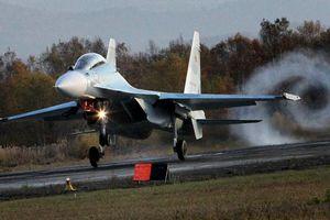 Su-30 Nga đã bắn vào tàu chiến của Ucraine?
