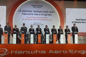 Việt Nam lần đầu có nhà máy sản xuất linh kiện máy bay