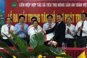Ra mắt Trung tâm Hỗ trợ phát triển hợp tác xã