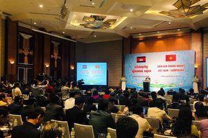 Hợp tác kinh tế Việt Nam và Campuchia đi vào chiều sâu
