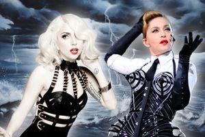 Lady Gaga và Madonna: Tưởng đã bình yên nhưng hóa ra lại sắp 'bão tố' nữa rồi…