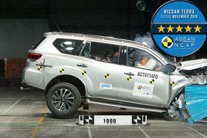 Nissan Terra tại Đông Nam Á đạt tiêu chuẩn an toàn 5 sao