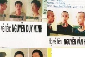 Đã bắt được 1 phạm nhân khoét tường trốn trại ở Kiên Giang