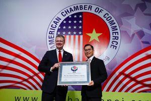 Dow Việt Nam tiếp tục nhận Giải thưởng đóng góp vì cộng đồng