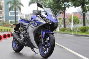 Triệu hồi số lượng lớn xe Yamaha R3, R25 và MT-03 tại Việt Nam