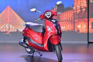 Yamaha Grande hybrid ra mắt, quyết 'vượt mặt' Honda Lead