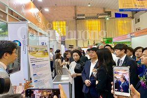 200 doanh nghiệp tham gia triển lãm y dược