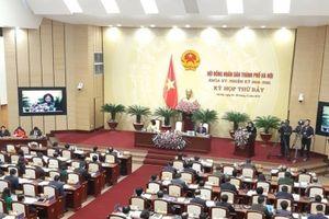 Hôm nay Hà Nội lấy phiếu tín nhiệm 36 lãnh đạo chủ chốt