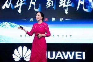 Thấy gì từ vụ bắt giữ Giám đốc Huawei gây chấn động?
