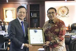 Thúc đẩy quan hệ hợp tác giữa Quốc hội hai nước Việt Nam và Indonesia