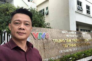 Vì sao Biên tập viên Quang Minh bất ngờ rời VTV6 vào công tác ở VTV8?