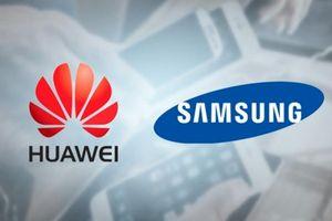 Samsung, Huawei vượt mặt Apple trong cuộc chiến kinh doanh điện thoại quý 3/2018