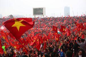 AFF CUP 2018- Vì sao tuyển Việt Nam thường chơi không tốt trên sân Mỹ Đình