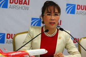 Tổng giám đốc Vietjet tăng 11 bậc trong Top phụ nữ quyền lực nhất thế giới