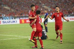 Hóa giải 'lời nguyền Mỹ Đình', ĐT Việt Nam thẳng tiến chung kết AFF Cup 2018