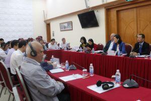 Hội thảo tham vấn Phát triển bền vững ngành Vận tải thủy nội địa Việt Nam
