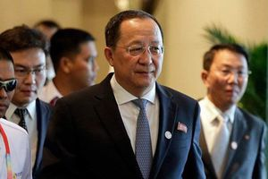Ngoại trưởng Triều Tiên thăm Trung Quốc