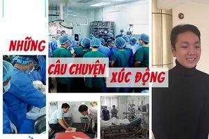Những câu chuyện xúc động về hành trình ghép tạng xuyên Việt