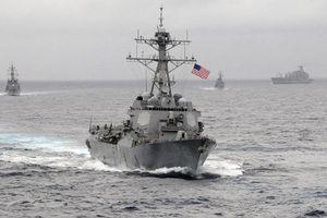 Mỹ chuẩn bị điều tàu chiến tới Biển Đen?