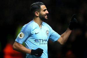 ĐHTB vòng 15 Premier League: Mahrez giữ thể diện cho thành Manchester