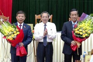 Ông Trần Công Thuật được bầu làm Chủ tịch tỉnh Quảng Bình